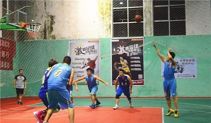Hot summer, ignite sports passion